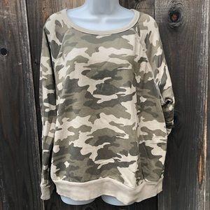 Universal Thread Camo Sweatshirt